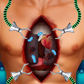 Lungs Surgery Simulator : A Clinic Game