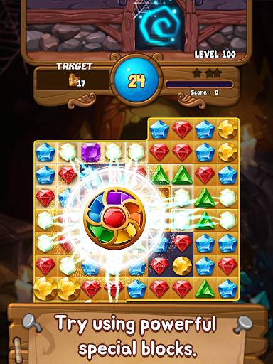 Jewels Time : Endless match 2.3.2 screenshots 11