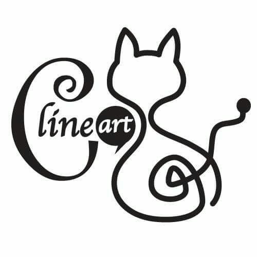 C Line Art