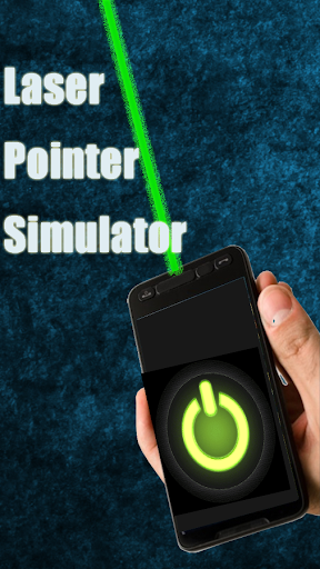 Laser Pointer Simulator prank