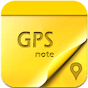 MAP note - GIS data collection icon