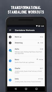 Runtastic Results Training App Screenshot 3