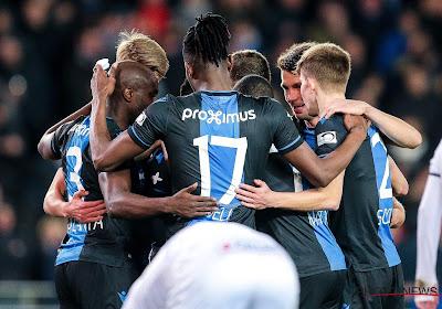 Club Brugge breekt alle records, maar ook Cercle Brugge mag juichen na pittige derby