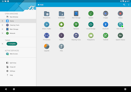 FX File Explorer: the file manager with privacy 9