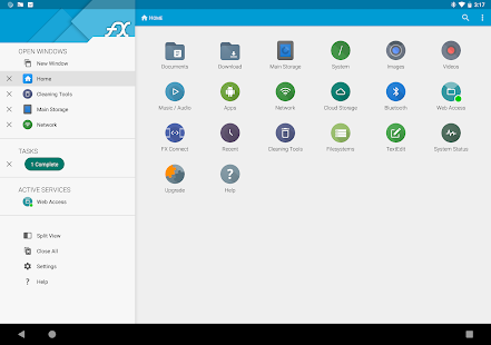 FX File Explorer Screenshot