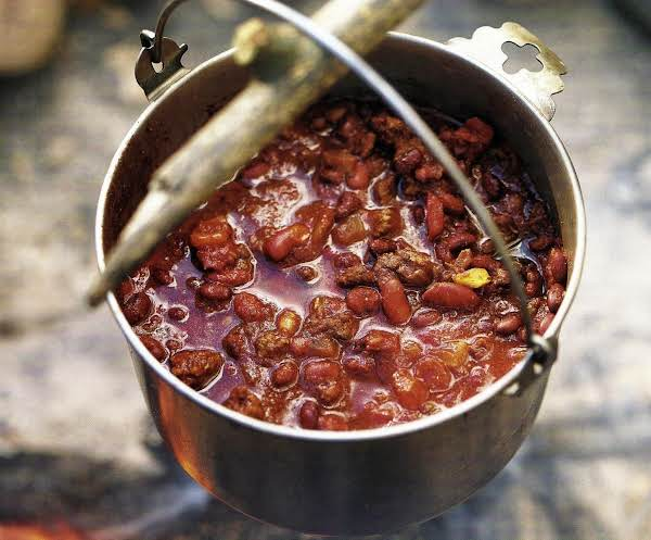 Quick And Simple Chili