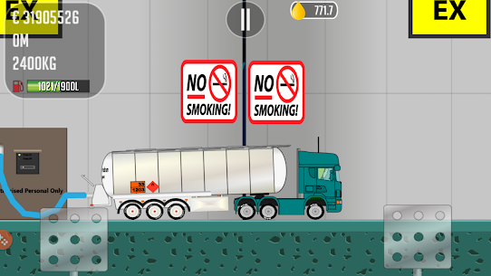 Trucker Joe Mod Apk Download For Android and Iphone 7
