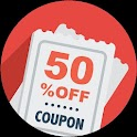 Coupons for GrubHub icon