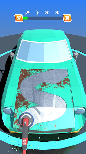 Car Restoration 3D filehippodl screenshot 1