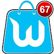 Login Wish Shopping App, Online Made Fun Shop