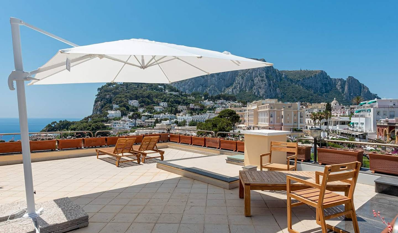 Appartement avec terrasse Anacapri