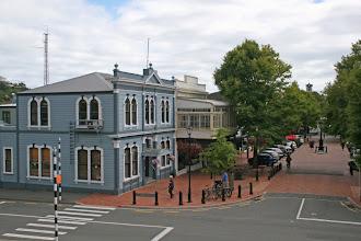 Photo: Historisches Gebäude in Nelson