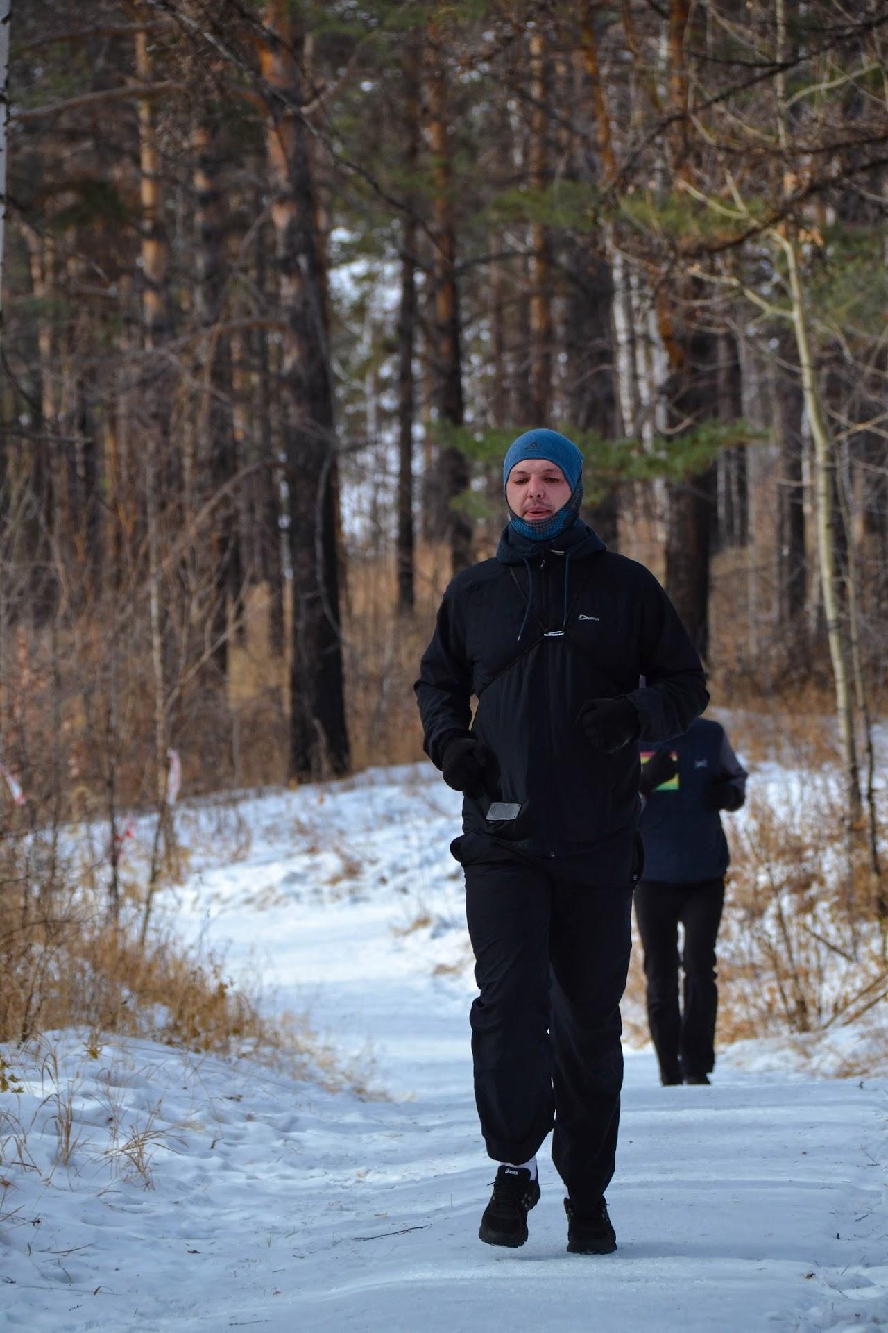 участник забайкальского снежного трейла самопревосхождение
