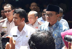Wakil Gubernur Jati Emil E Dardak Di Ngawi
