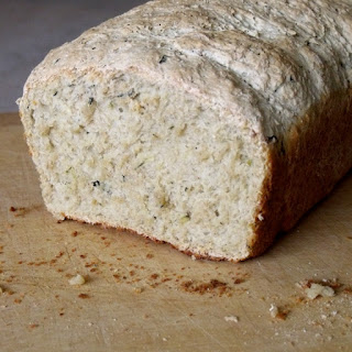 Zucchini-Oat Yeast Bread