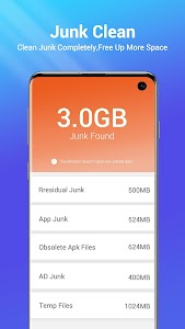 One Booster - Antivirus, Booster, Phone Cleaner 1.5.3.0 (Mod)