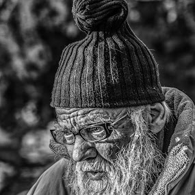 old age by Tole Cristian - People Portraits of Men