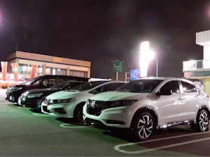 ヴェゼル RU3 hybrid RS Honda SENSINGのカスタム事例画像 wataruさんの2018年12月03日01:24の投稿