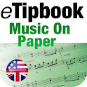 eTipbook Music on Paper icon