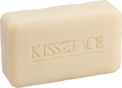 Kiss My Face Coconut Milk Bar Soap: Lime Peel, 5oz alternate image 0