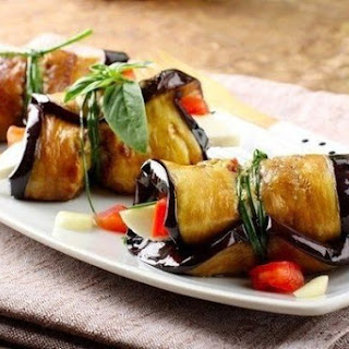 Eggplant Rolls Recipe