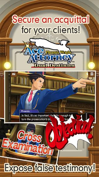 Ace Attorney: Dual Destinies v1.0