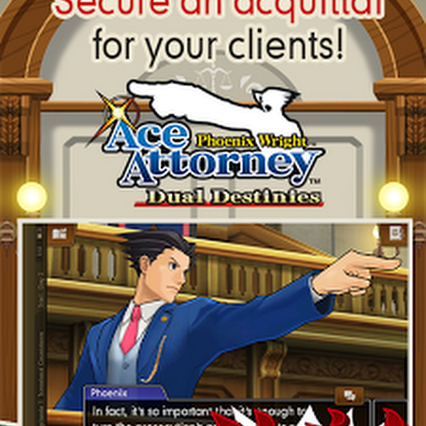 Ace Attorney: Dual Destinies v1.0 Apk Mod + Data