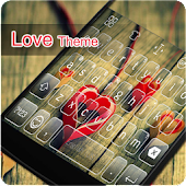 2016 love-you keyboard theme
