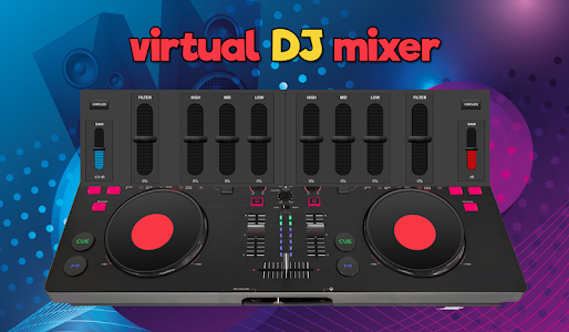 Virtual DJ 8 Mixer 1 0 + (AdFree) APK for Android