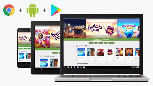 Google Play Store on Chromebooks