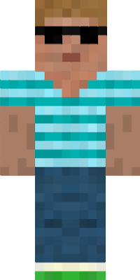 Me in minecraft form