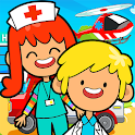 My Pretend Hospital - Kids Hospital Town Life icon