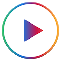 Rainbow Light ★ PowerAmp v3 Skin icon