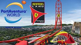 Descubre Ferrari Land
