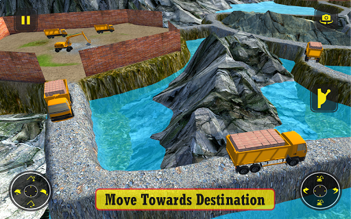 Construction Simulator Heavy Truck Driver 1.1 screenshots 21