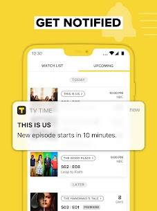 TV Time – Track Shows & Movies App Download For Android and iPhone 3
