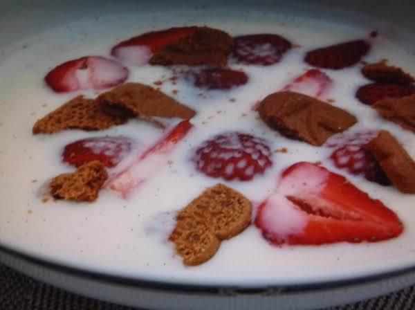 Berry Buttermilk Soup