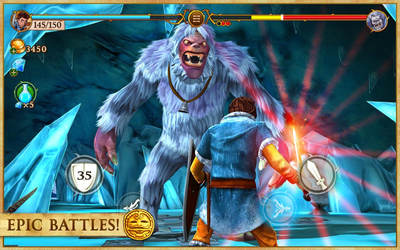 Beast Quest - screenshot