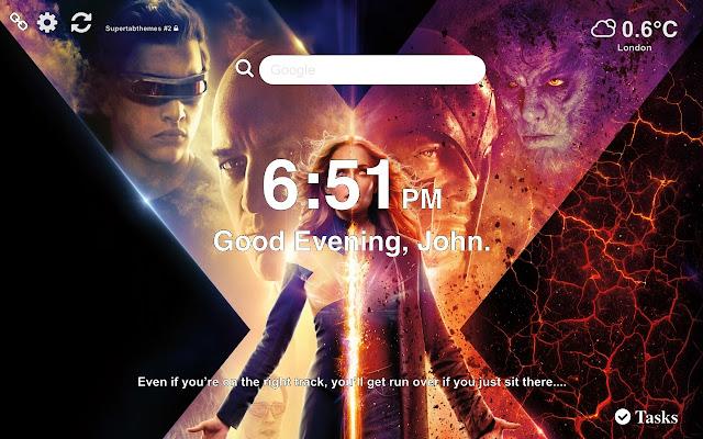 X-Men Dark Phoenix Wallpapers New Tab
