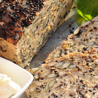 Carb-Free Multi-Seed Bread.