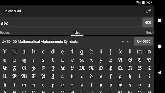 Descargar Unicode Pad para PC ✔️ (Windows 10/8/7 o Mac) 4