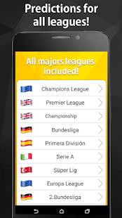 Sport Live Ticker Mobile App - náhled