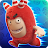 Oddbods Turbo Run logo