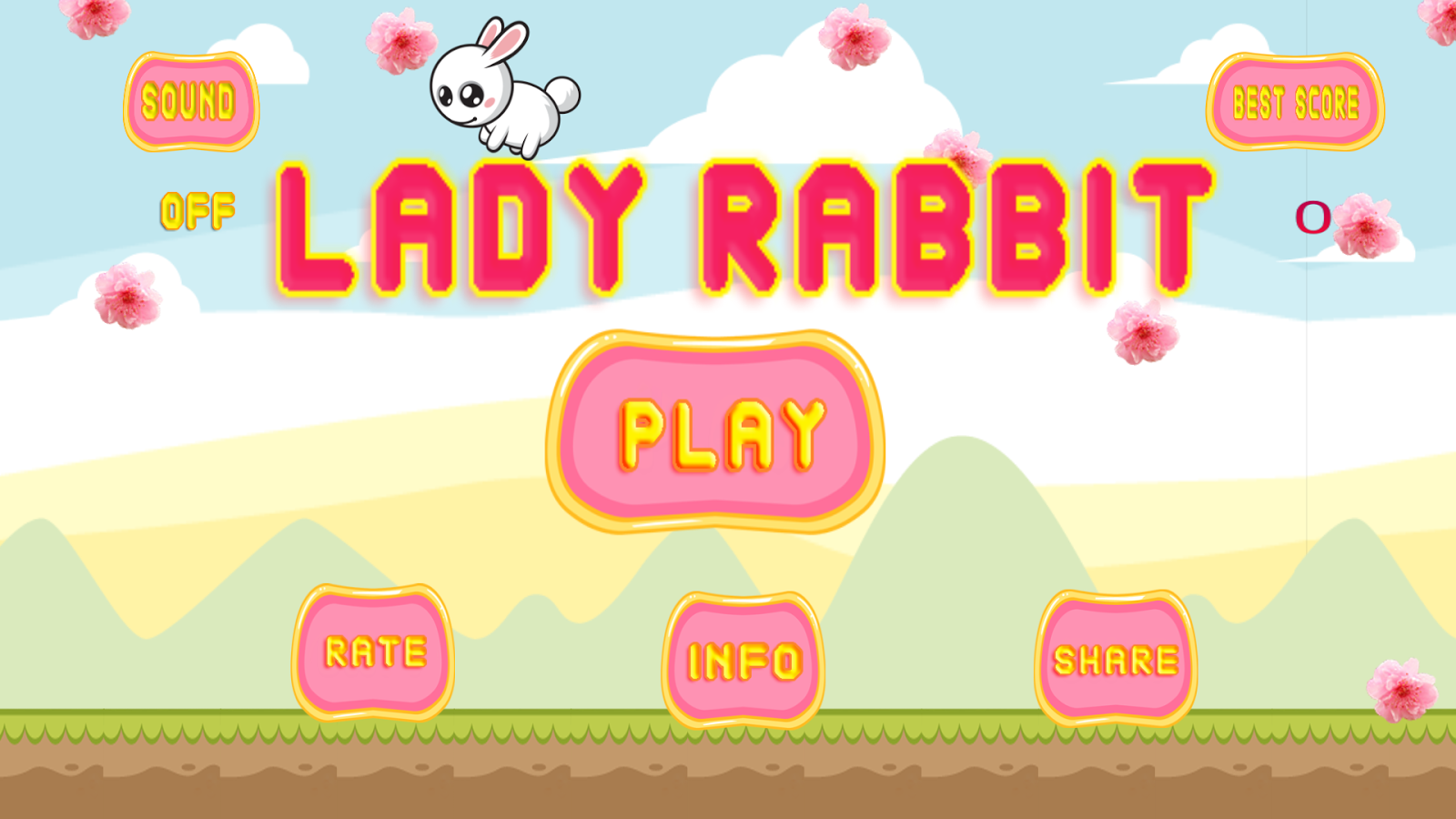 Lady Rabbit- screenshot