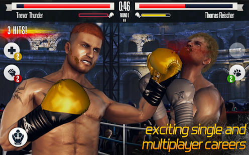Real Boxing - screenshot thumbnail