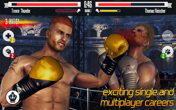 Real Boxing- screenshot thumbnail