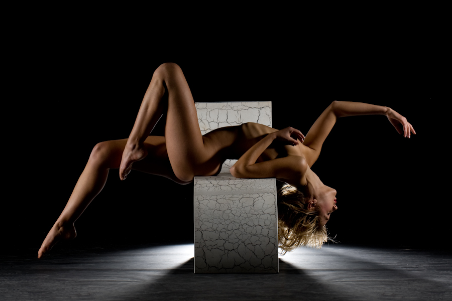 Balance and Poise by Shaun HODGE - Nudes & Boudoir Artistic Nude ( balance, art nude, nude )