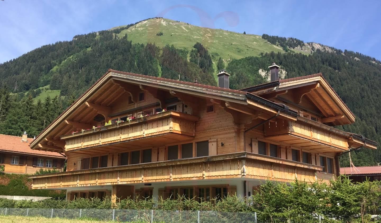 Appartement Gsteig bei Gstaad