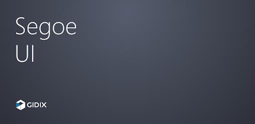 Segoe UI - CM11+ - Apps on Google Play
