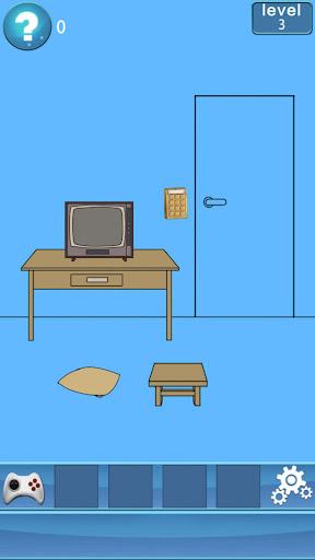 Mom locked me home - Room Escape challenge game 1.0 screenshots 2
